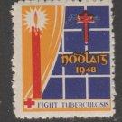 UK Ireland Charity revenue Fiscal stamp 10-28-19-21d mnh gum