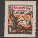 Ireland UK Charity TB Revenue Stamp 12-22-20 mnh gum extra nice