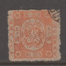 EU Cinderella Charity or Fiscal Revenue Stamp 1-3-21 Japan lite toning