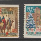 Colorado older charity stamps mint gum 1-9-21