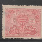 Japan Fiscal Revenue stamp 10-19-21- thin faults