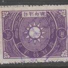 China Fiscal Revenue stamp 2-14-21- no gum