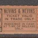 USA Cinderella or revenue stamp 3-14-21- as seen - ticket?