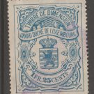 Luxembourg stamp 3-23-21 used- 2c ok