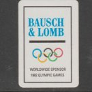 USA Olympic Fundraiser Spain Barcelona 1992 stamp 4-7-21 mnh gum Bausch & Lomb