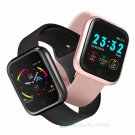 Touch Screen Fitness Tracker Smartwatch with Heart Rate Monitor, Step Counter