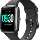 Fitness Tracker Activity Tracker with Heart Rate Monitor Waterproof SmartWatch
