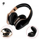 Latest Neckband Headphones With Mic, Foldable Bluetooth Lightweight Retractable Neckband Headset