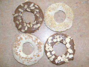 Famous Doggie Donuts