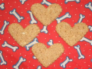 Cheese Hearts