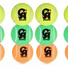 CA Swing Tennis Ball Soft Ball, Pack of 12 Pieces