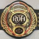 Custom Belt-Championship Belt-Title Belt-ROH Championship Wrestling Belt Replica