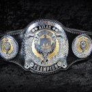 PROGRESS Wrestling ATLAS Wrestling Championship Title Replica Belt