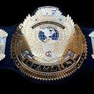 WWF,WWE New Hybrid Championship Winged Eagle And Big Eagle Attitude Era 4 mm Zinc Belt