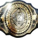 WWF INTERCONTINENTAL Wrestling Championship Adult Size Belt original Leather