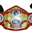 NWA United States Heavyweight Championship Belt Adult Size. wwe.wwf Title Belt