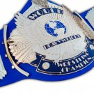 WWF WWE Classic Gold Winged Eagle Heavy weight Champions Wrestling Belts 4mm Brass Plates
