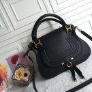 Black Handbag Marcie Medium Satchel Bag Medium Marcie Satchel Tote Genuine Leather Classic