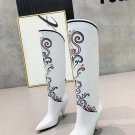 Woman Shoes Genuine Leather Isabel Marant Boots Western Isabel Marant Denvee Tall Knee Boots