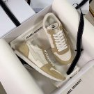 Fashion Woman Shoes Isabel Marant Bustee Lightning-bolt Nylon Low-top Trainers Fashion Sneakers