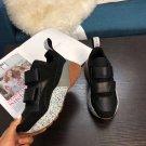 Woman Shoes Stella Mccartney Eclypse Sneakers Black Leather Fashion Shoes