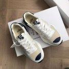 Man Shoes Maison Mihara Yasuhiro Sneakers Mmy Hybrid Fashion White Leather Trainers