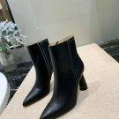 Women Shoes Jacquemus Boots Les Bottes Toula Leather Ankle Boots