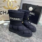 Women Shoes Paris Fashion Show Snow Boots Down Wool Boots