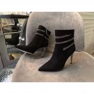 Women Shoes Rene Caovilla Boots Heel Cleopatra Iconic Queens Boots
