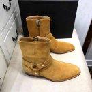Men's Shoes Saint Paris Laurent Wyatt Harness Boots in Suede