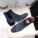 Men's Shoes Saint Paris Laurent Wyatt Chelsea Boots Elastic Panels