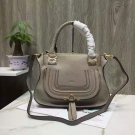 Designer Marcie Handbag Classic Medium Marcie Bag Paris Genuine Leather Handbag Grain Calfskin