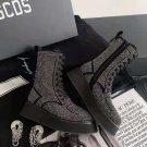Women's Shoes Gcds Boots Foaming Sole Diamonds Boots