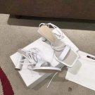 White Jacquemus Sandals Fashion Shoes