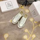 Maison Mihara Yasuhiro Nigel Cabourn Sneakers White Canvas Fashion Shoes