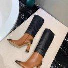 Women Shoes Jacquemus Boots Black Brown