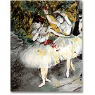 Degas Two Dancers Impressionism Panel