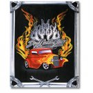 Boyd Coddington Custom Cars Panel