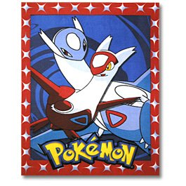 Pokemon Red and Blue Panel