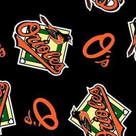 Baltimore Orioles 36x60
