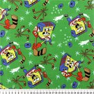 Spongebob Green Hockey 72x60