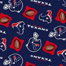 NFL Houston Texans Football 72x60