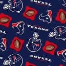 NFL Houston Texans Football 72x60
