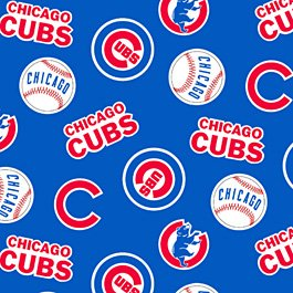 Chicago Cubs 36x60