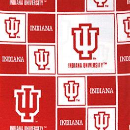 Indiana University Hoosiers 72x60