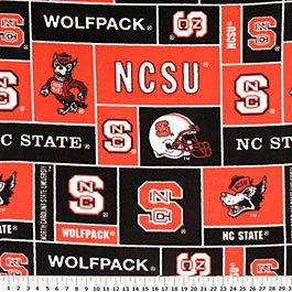 North Carolina State Wolfpack 72x60