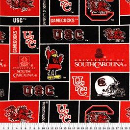 University of South Carolina Gamecocks 36x60