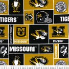 University of Missouri Tigers 76x60