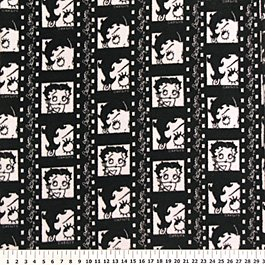 Betty Boop Filmstrip 72x60