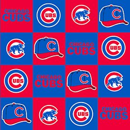 MLB Chicago Cubs 36x60